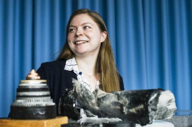 Sallamaria Iltanen - Mitä sähkötekniikan opiskelijasta tulee?